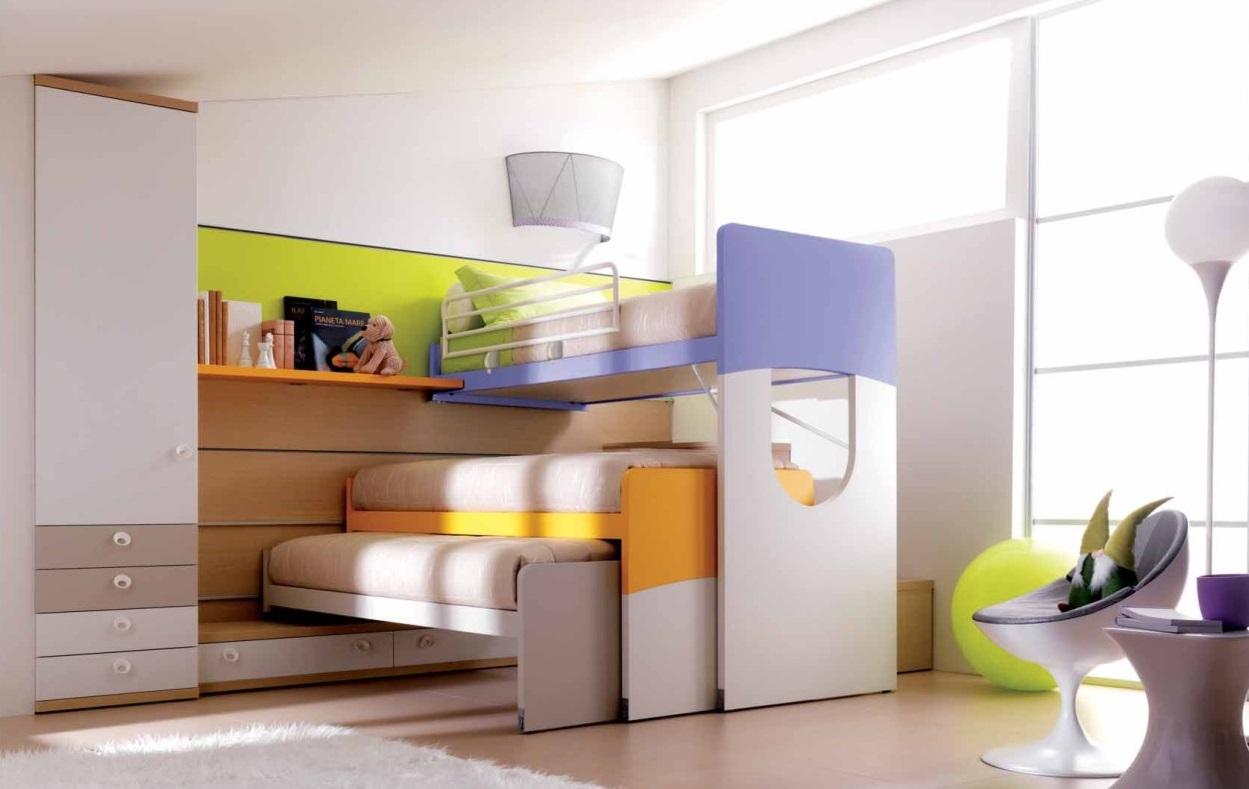 Camerette Tre Letti Ikea cameretta dei figli, da bambini a adolescenti come cambia la